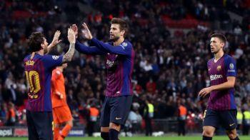 Pique il vrea pe Messi la echipa pe care a cumparat-o! Anuntul facut in presa din Spania