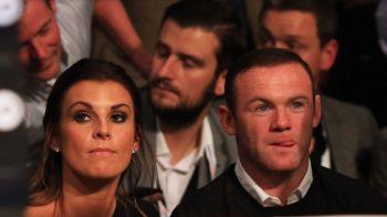 """Wayne Rooney, pus la colt de sotie! """"De cate ori sa iti mai spun?"""" Cand are voie sa iasa din casa!"""