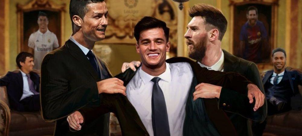 Afacere SOC pentru omul de 160 de milioane al Barcelonei! Se pregateste tradarea SECOLULUI: unde poate ajunge Coutinho