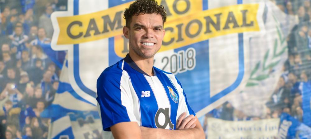 OFICIAL | La 35 de ani, Pepe revine in fotbalul mare! Fundasul a semnat pana in 2021 si va juca in primavara Ligii