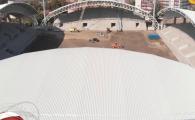 """Veste URIASA pentru fanii unei echipe istorice: """"Stadionul e gata in vara!"""" Cum arata noua arena de 5 STELE din Romania. FOTO"""