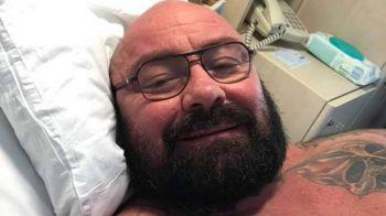 """Sandu Lungu, operat! Mesajul GIGANTULUI din MMA de pe patul de spital: """"Am avut o viata frumoasa"""""""
