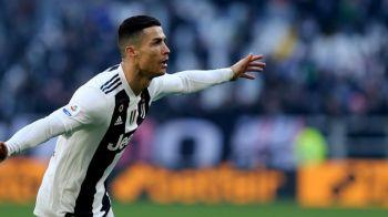 Cristiano Ronaldo nu vrea sa-si incheie cariera la Juventus! Dezvaluirea neasteptata facuta de portughez