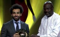 Inca un premiu pentru Salah! Noul trofeu cucerit de starul lui Liverpool la el acasa