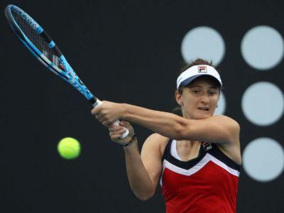 Revenire de poveste si Irina Begu e in sferturi la Hobart! Romanca a castigat dupa ce a fost condusa cu 6-4, 5-2