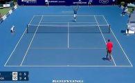 Lovitura anului in tenis: a servit printre picioare, in timp ce batea mingea si a dat ACE! Kyrgyos n-a inteles nimic // VIDEO