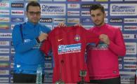 """""""Messi"""" Matei, prezentat oficial la FCSB: """"Vreau sa ajung la echipa nationala!"""" Ce numar si-a ales"""