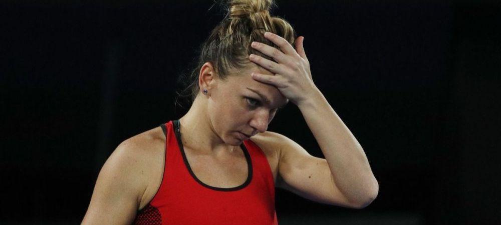 Situatie ingrijoratoare pentru Halep inainte de Australian Open! Statistica care ii da fiori Simonei! Cand a castigat ultimul meci!