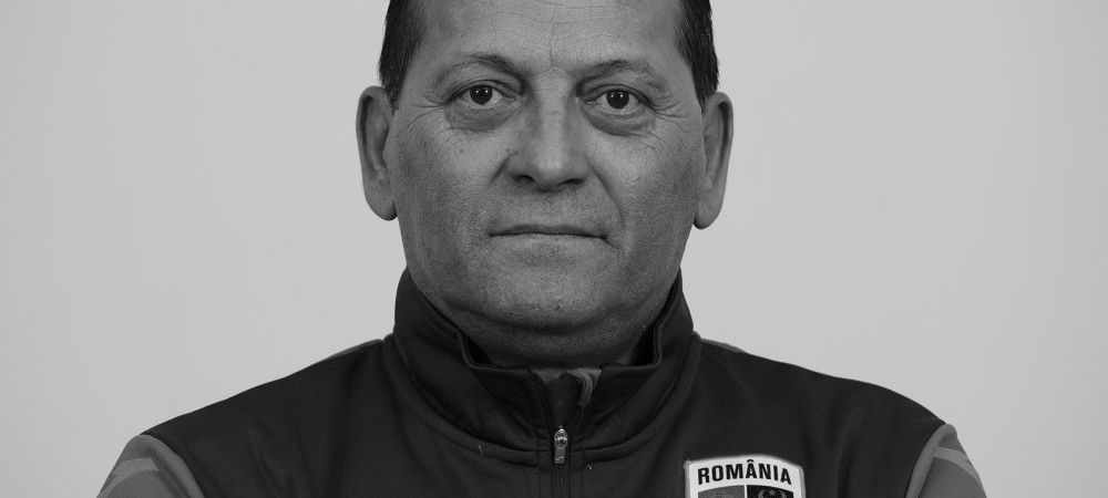 Tragedie la FRF. S-a stins din viata Valeriu Ionita, team managerul nationalei de futsal