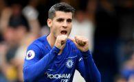 Morata, TRADARE URIASA! Atacantul pleaca de la Chelsea si semneaza cu marea rivala