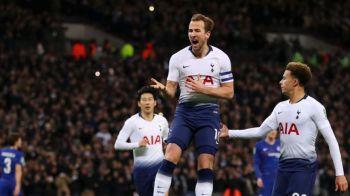 Gigantii fotbalului european stiu de ce-l vaneaza! Record FABULOS pentru Harry Kane la Tottenham