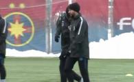 """""""Bataie"""" la antrenamentul FCSB-ului! :) Rusescu l-a atacat pe Gnohere: cum s-a razbunat francezul"""