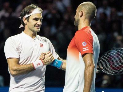 Nadal - Federer, semifinala la Australian Open? Cu cine joaca Marius Copil in primul tur
