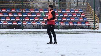 Cu cine semneaza baiatul lui Didi Prodan, dupa ce a plecat de la CSA Steaua. A fost deja la antrenamente