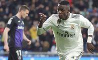 Real Madrid 3-0 Leganes | Mesajul postat de Vinicius, dupa scenele de pe Bernabeu