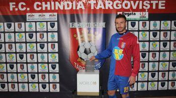 Cornel Dinu vrea sa promoveze cu Chindia in Liga 1 si sa devina antrenor de juniori la Targoviste