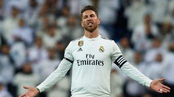 """Ramos a vorbit deschis despre situatia din vestiarul Realului! """"Este complicat, asa se intampla cand esti la Madrid"""" Aroganta capitanului la adresa jurnalistilor"""