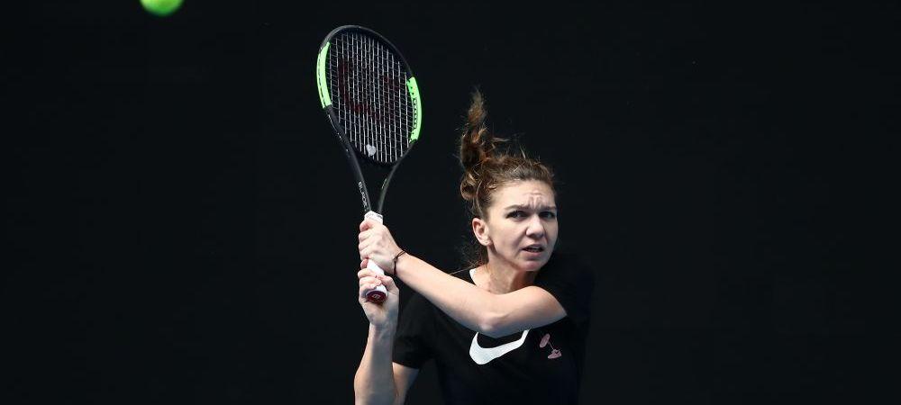 Simona Halep nu prinde podiumul intr-un clasament publicat de WTA! Topul care nu-i da sperante romancei la Australian Open
