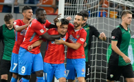 ULTIMA ORA | Trei oferte pentru un jucator de la FCSB! Mijlocasul poate pleca direct din cantonamentul din Spania
