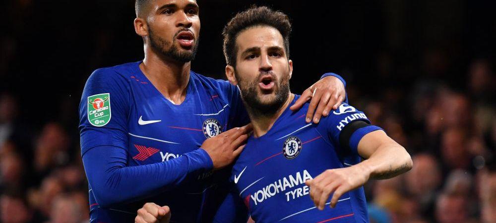 OFICIAL | Cesc Fabregas a plecat de la Chelsea! Spaniolul se va duela cu Neymar si Mbappe in Franta