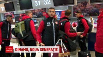 """Un jucator care a trecut pe la Real Madrid, ultima achizitie a lui Rednic: """"Suntem mai putini romani decat straini la Dinamo!"""""""