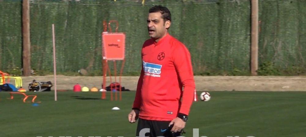 """Eu nu sunt Mihai cu voi! Doar asa puteti sa-mi ziceti"". Mesajul lui Teja in vestiarul FCSB! Cum il striga fotbalistii"