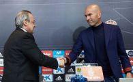 "Dezvaluire BOMBA despre Zidane! Adevaratul motiv al despartirii de Real Madrid! ""Florentino Perez a facut exact opusul"""