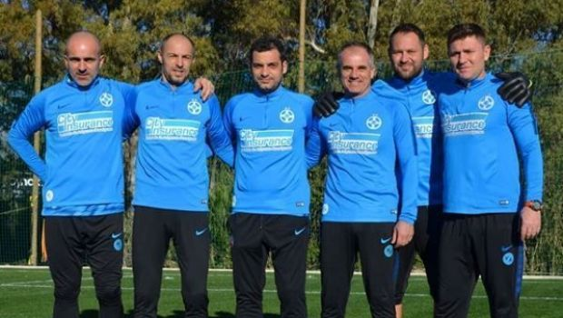 FCSB si-a prezentat noul staff! Cine este omul care a lucrat cu Mircea Lucescu! Echipa de titlu pentru Teja!