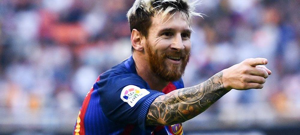 Messi 400! Argentinianul a ajuns la 400 de goluri in La Liga dupa Barcelona 3-0 Eibar! Betis 1-2 Real; Tottenham 0-1 United