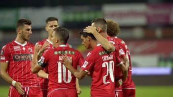 Dinamo l-a scos la vanzare pe Salomao la pret low-cost! Motivul pentru care forteaza transferul portughezului