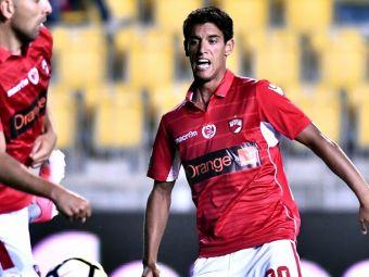 Dinamo il vinde pe Salomao! ULTIMA ORA: Alexandru David a anuntat pretul portughezului care este si golgheterul echipei