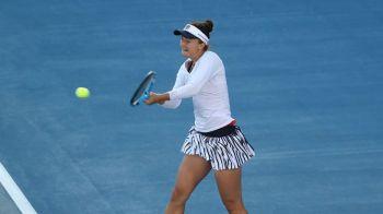 AUSTRALIAN OPEN   Irina Begu merge mai departe dupa abandonul lui Petkovic!Cirstea si Niculescu, ELIMINATE!