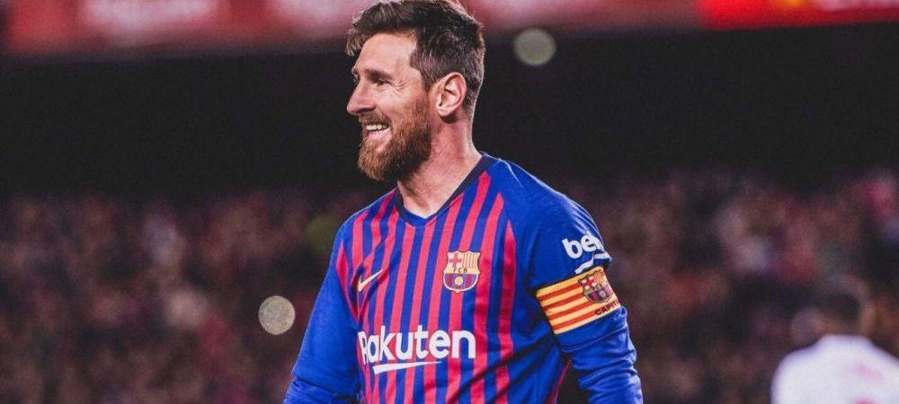 Recordul lui Messi a PICAT! Motivul pentru care argentinianul are doar 399 de goluri, nu 400!