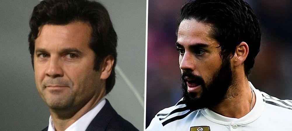 """Isco isi ia ADIO de la Real dupa mesajul asta: """"Solari, UCIGAS de fotbal e numele tau!"""" Atac fara precedent!"""