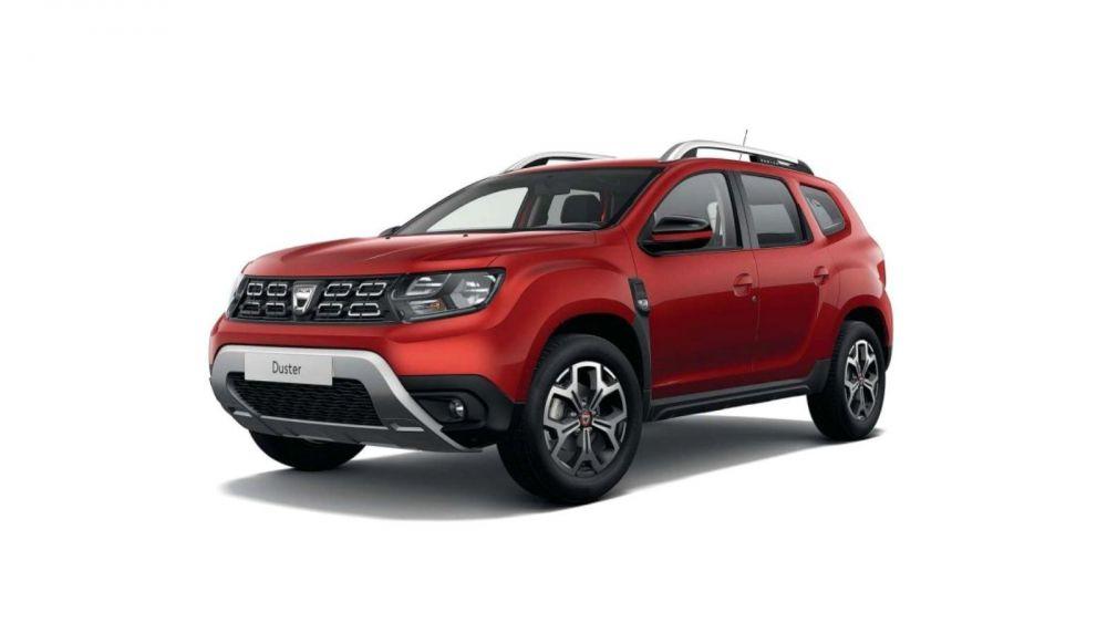 Surpriza uriasa: Dacia a lansat un nou Duster! Traian Basescu a primit primul model. FOTO
