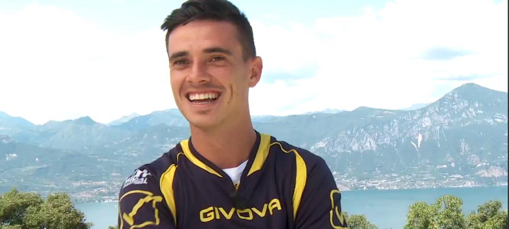 4 ani la AS Roma, de-o viata in Italia! Cine e Adrian Stoian, jucatorul transferat azi de FCSB