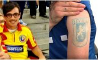 Adrian Stoian, la FCSB! Jucatorul care n-a jucat niciodata in Liga 1 are CRAIOVA tatuata pe brat! FOTO
