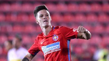 Transferul DECENIULUI in fotbalul romanesc! Becali anunta oferta de 30 de milioane pentru Dennis Man! Unde poate ajunge