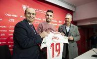 OFICIAL | Sevilla l-a luat de la Barcelona pe Munir cu o suma mai mica decat cea platita de Becali pentru Florinel Coman