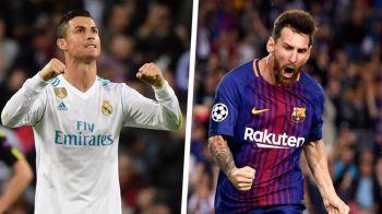 E coleg atat cu Messi cat si cu Ronaldo si stie cel mai bine! Care sunt diferentele dintre cei doi GIGANTI