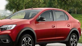 Renault-Dacia a lansat o masina noua la inceput de an! Cum arata Logan Stepway, in ce tara se vinde si de la ce pret pleaca