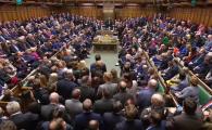 Infrangere istorica pentru Theresa May. Parlamentul britanic a respins acordul privind BREXIT