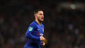Chelsea i-a stabilit pretul lui Eden Hazard! Cat trebuie sa plateasca Real Madrid pentru belgian