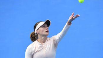Ana Bogdan, eliminare DRAMATICA de la Australian Open! Infrangere cu numarul 177 WTA