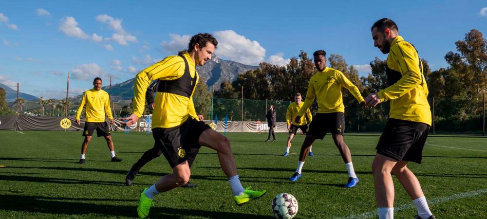 Pustiul din Romania care e gata sa plece din liga a doua direct la Dortmund! Anunt de ultima ora: cand se decide totul