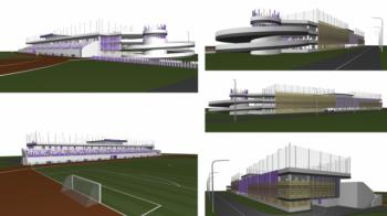Un nou stadion ultramodern in Romania! Va avea 30.000 de locuri si ar putea fi gata in 2021