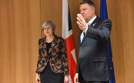 Prima reactie a lui Iohannis, dupa criza din Marea Britanice. Ce se va intampla cu romani dupa BREXIT