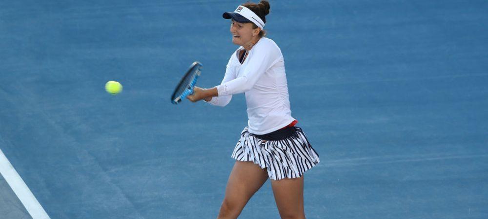 AUSTRALIAN OPEN | Irina Begu, ELIMINATA de Petra Kvitova! Romanca nu a rezistat in fatafavoritei numarul 6