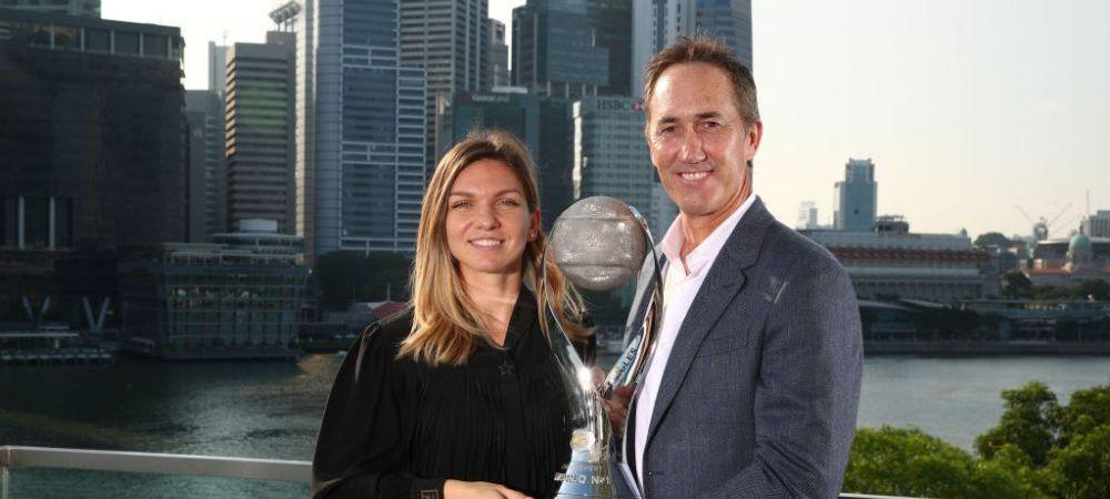SURPRIZA! Cine e antrenorul propus de Cahill Simonei Halep! Romanca ar putea incepe colaborarea cu o legenda a tenisului