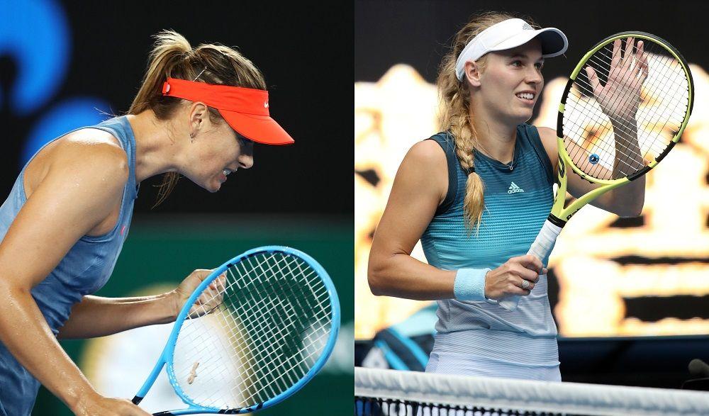 DUEL DE FOC in turul 3 la Melbourne! Wozniacki si Sharapova, confruntare ca in vremurile bune   Patru favorite au parasit competitia miercuri